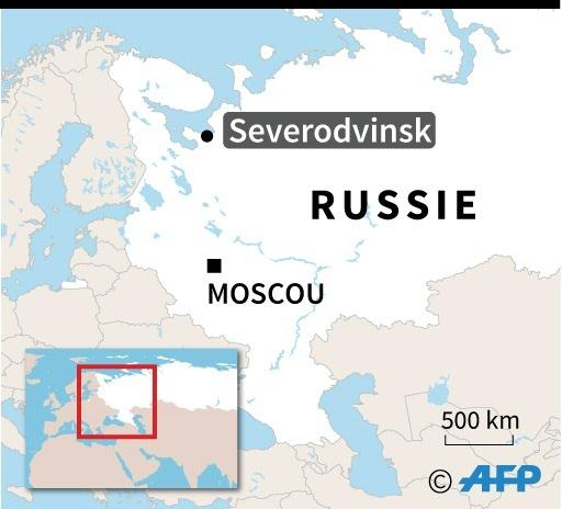Explosion sur une base russe: deux morts et
