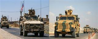 Le régime syrien rejette un accord américano-turc sur une zone tampon