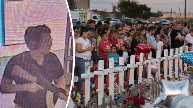 Fusillade au Texas: la mère du tireur avait prévenu la police que son fils avait un fusil d'assaut