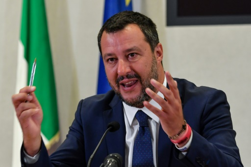 Italie: Salvini fait éclater la coalition populiste, colère du M5S