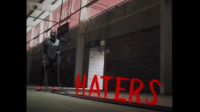 Flop, imprécis, faible...: Lukaku fait taire ses détracteurs dans une nouvelle vidéo pour son sponsor (vidéo)