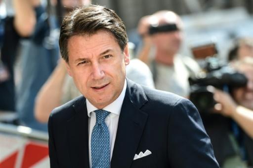 Giuseppe Conte, l'