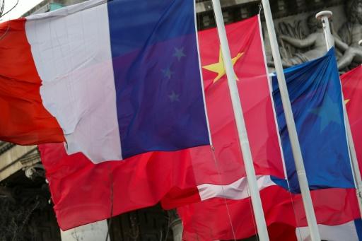 La Chine nomme à Paris un ambassadeur connu pour son franc-parler