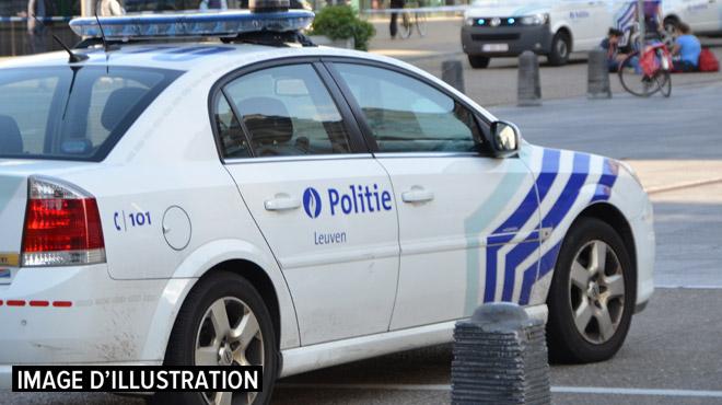 Louvain: il frappe un homme qui fumait avec un pistolet d'alarme
