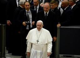 Le pape préoccupé par le