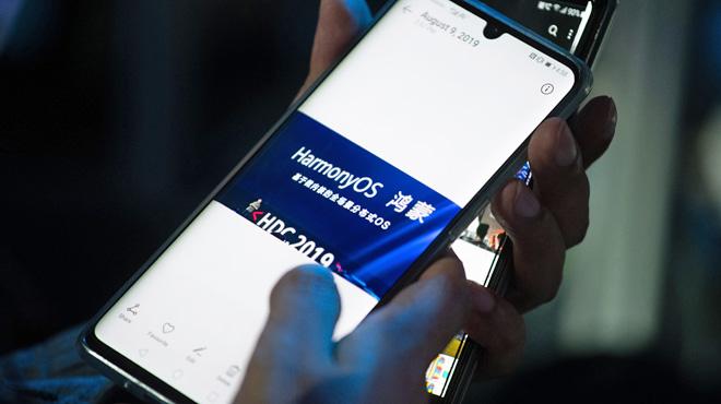 Huawei, qui pourrait perdre l'accès à Android, a présenté son propre système d'exploitation: voici HarmonyOS