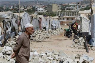 Des ONG dénoncent de nouvelles destructions d'abris de réfugiés syriens au Liban