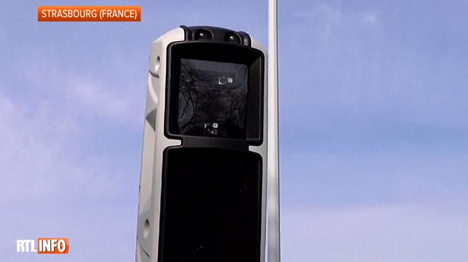 De nombreux Belges surpris par les radars en France cet été: