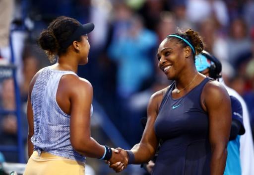 Tennis: Serena Williams, autoritaire à Toronto, prend sa revanche sur Osaka