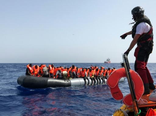 Malte accepte 39 migrants mais pas les 121 de l'Open Arms qui refuse ces conditions