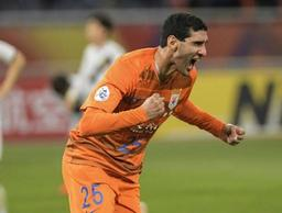Un assist et un but pour Marouane Fellaini avec Shandong Luneng