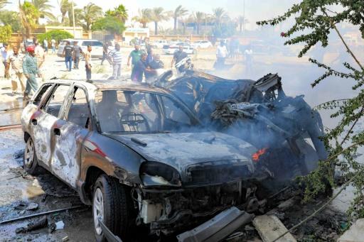 Libye: deux membres du personnel de l'ONU tués dans un attentat à Benghazi (sécurité)