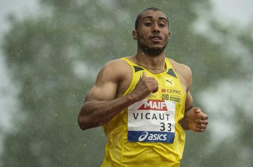 Euro d'athlétisme par équipes: Vicaut domine le 100 m
