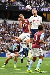 Les Belges à l'étranger - Tottenham se fait peur mais renverse le promu Aston Villa en fin de rencontre
