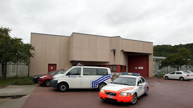 Prison d'Andenne: quatre détenus interpellés suite à des saisies de cannabis