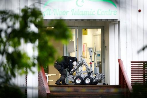 Norvège: la fusillade dans une mosquée traitée comme une