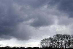 L'IRM lance un avertissement aux orages pour la journée de lundi