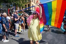 Quelque 11.000 personnes à la fête de clôture de la Pride d'Anvers
