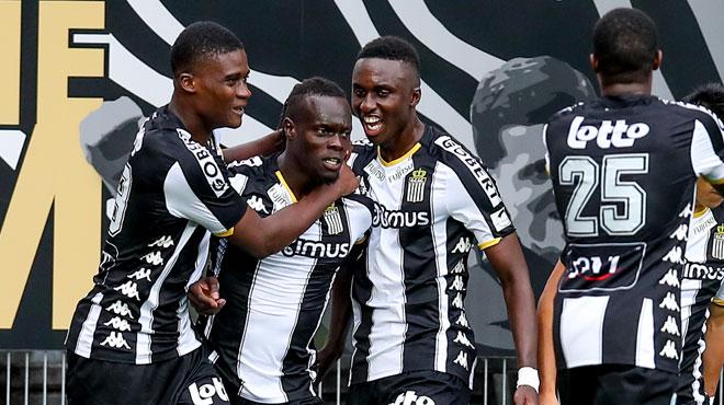 Charleroi s'offre la victoire face à l'Antwerp