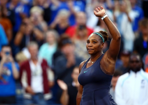 Tennis: Serena Williams abandonne à Toronto, Andreescu couronnée