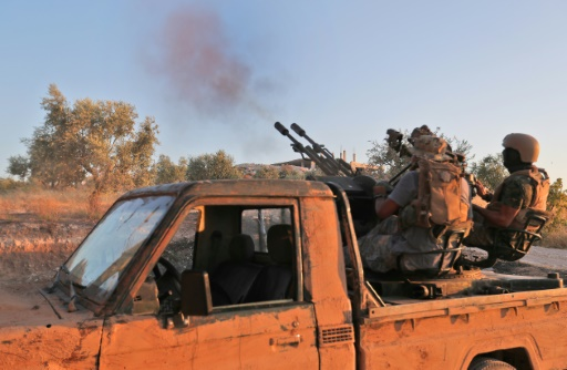Le régime syrien avance dans Idleb, 61 combattants tués