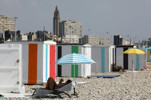 L'industrie française à la plage... pour attirer ses futures recrues