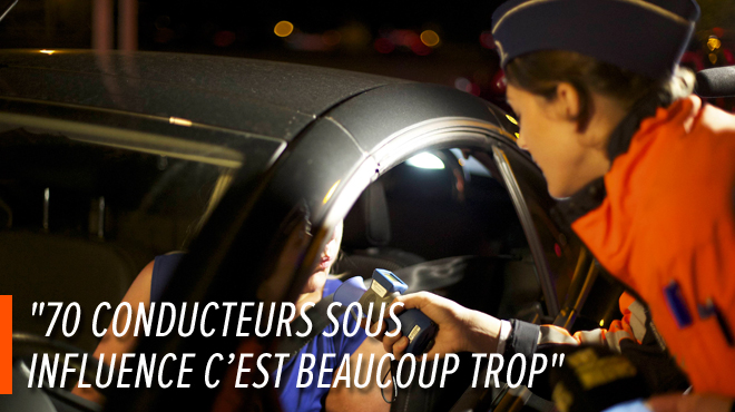 Vaste contrôle de police lors d'un festival à Boussu: la police