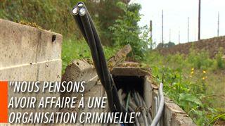 Nouveau vol de câbles entre Namur et Gembloux- Infrabel a trouvé une solution pour stopper les voleurs