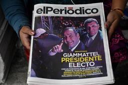 Immigration: Washington veut collaborer avec le nouveau président du Guatemala