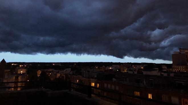 Prévisions météo: de nouveaux orages sont à craindre ce mardi