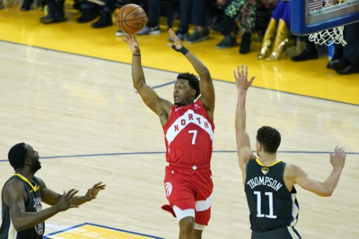 Basket: l'Américain Kyle Lowry forfait pour la Coupe du monde