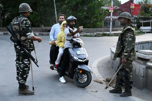 Cachemire indien: les célébrations de l'Aïd ont débuté de façon