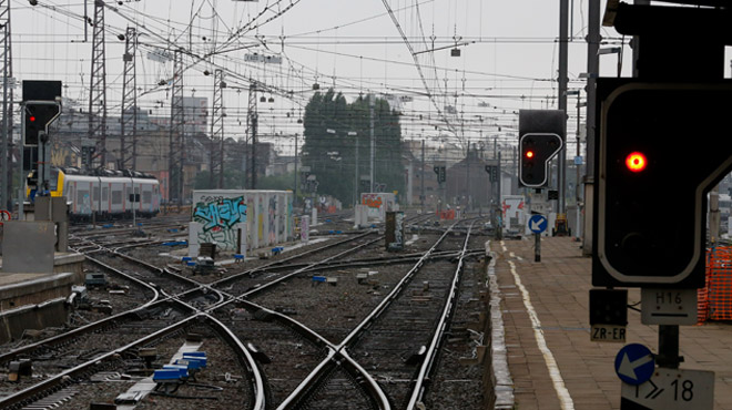 La grève sur le rail ce samedi est confirmée