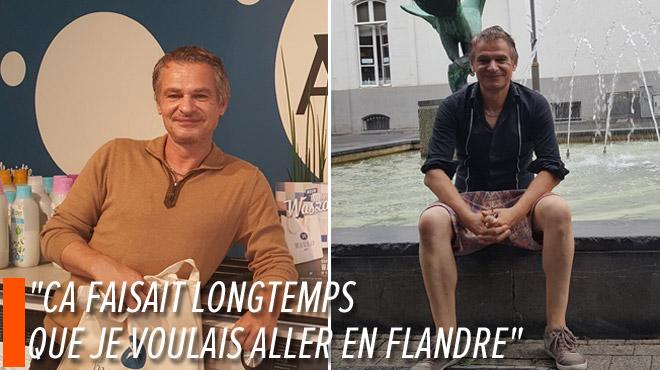 Manu, Liégeois depuis 50 ans, déménage à Anvers: