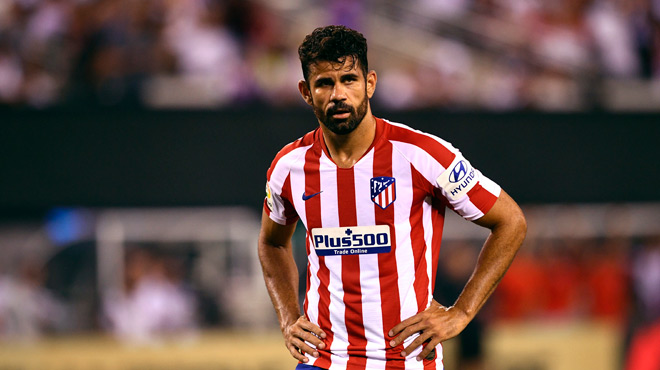Diego Costa paiera une très grosse somme pour fraude fiscale