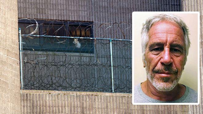 Mort de Jeffrey Epstein: le directeur de la prison muté, deux employés suspendus
