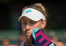 ITF Concord - Yanina Wickmayer prend la porte d'entrée