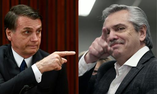 Le Brésil inquiet de la défaite de Macri aux primaires argentines