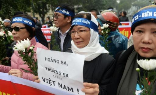 Mer de Chine méridionale: un navire chinois de retour dans les eaux revendiquées par Hanoï