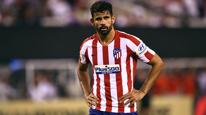 Diego Costa évite la prison en payant une amende de 600.000 euros au fisc espagnol