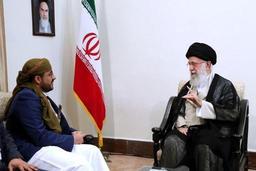 Le guide suprême iranien reçoit un responsable des rebelles Houthis
