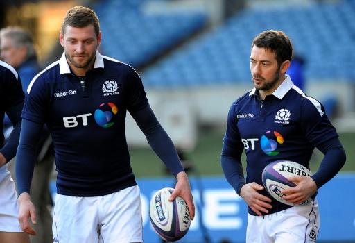 Rugby: l'Ecosse sans Russell ni Laidlaw face à la France
