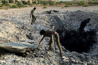 Syrie- les prorégime progressent à Idleb, un avion de Damas abattu par des jihadistes