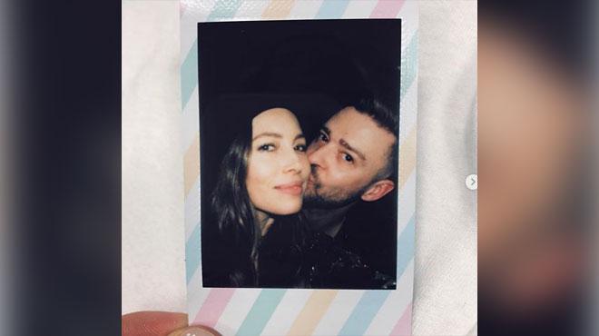 Jessica Biel poste une photo sans maquillage et fait réagir son mari, Justin Timberlake (photo)