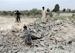 Syrie- près de quatre mois de bombardements destructeurs contre la région d'Idleb
