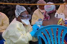 1.905 décès attribués à Ebola en un an au Congo