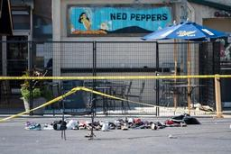 Fusillades aux Etats-Unis - L'auteur de la fusillade de Dayton avait de la drogue dans le sang