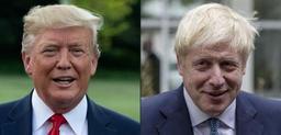 Brexit - Trump vante la perspective d'un accord