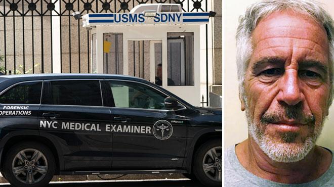L'autopsie du corps de Jeffrey Epstein livre ses premières conclusions