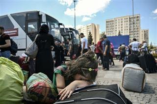 Réfugiés- le ras-le-bol des pays voisins de la Syrie, après 8 ans de guerre